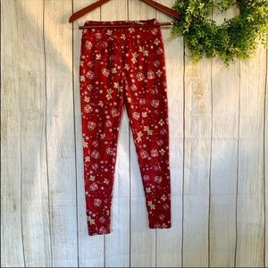 Lularoe. Floral leggings
